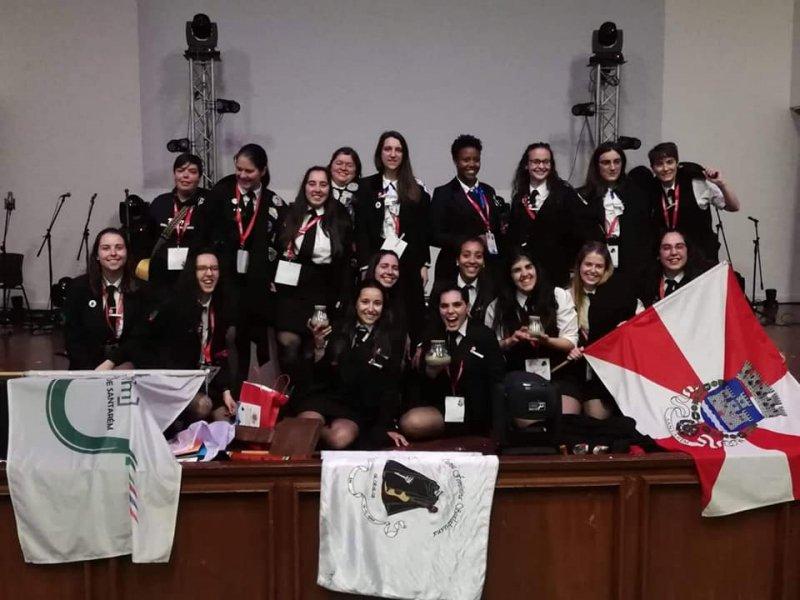 VIII Scalabis – Festival de Tunas Femininas da Cidade Santarém