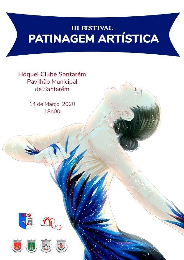 III Festival de Patinagem Artística – Cidade de Santarém