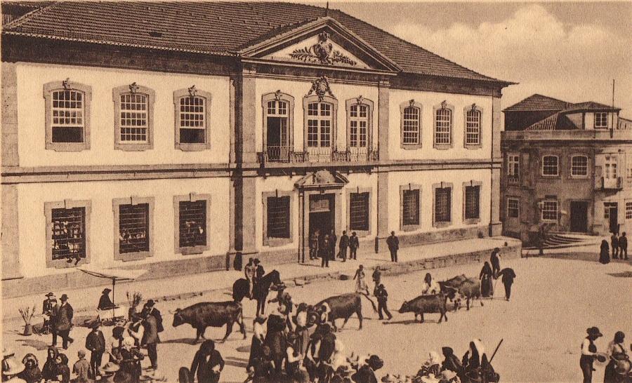 """Conferência «Penafiel» no século XVIII: de vila a cidade sede do município e da comarca-provedoria"""""""