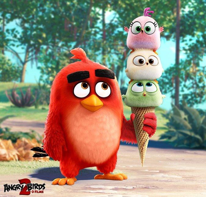 """Cinema de Animação: """"Angry Birds 2"""""""