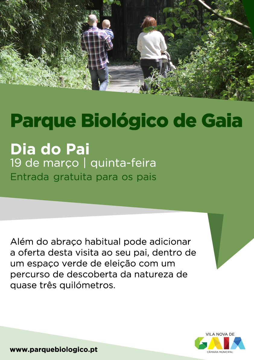 Dia do Pai em Gaia