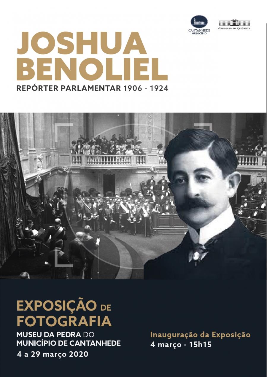 """Exposição de Fotografia """"Joshua Benoliel. Repórter Parlamentar 1906-1924"""""""