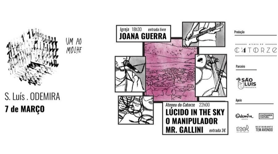 6.ª edição Festival 'Um ao Molhe'