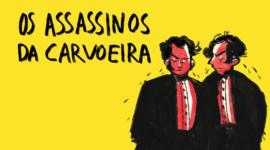 "Teatro: ""Os Assassinos da Carvoeira"""