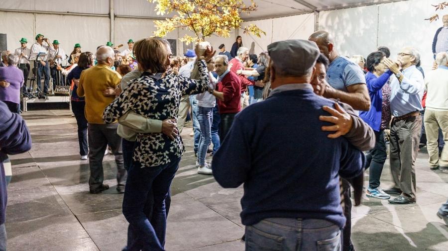 'Há baile na aldeia' na União de Freguesias de Canelas e Espiunca