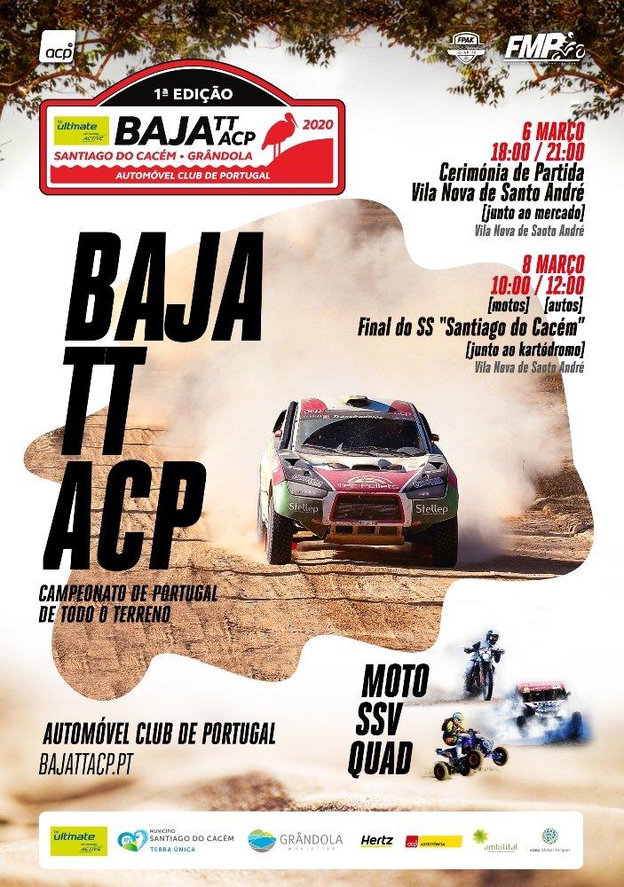 BAJA TT ACP – Santiago do Cacém / Grândola