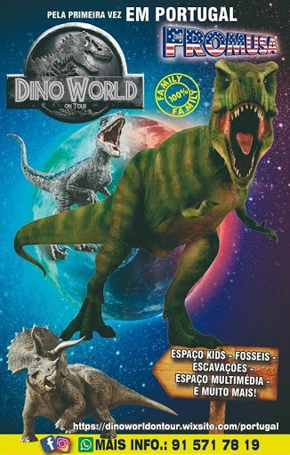 Dino World On Tour