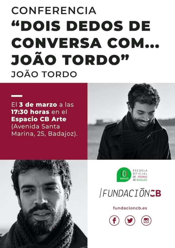 Conferencia de Joao Tordo