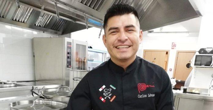 El cocinero Carlos Lévano presenta 'El menú de mi vida'