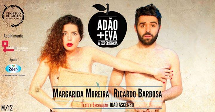Adão + Eva: a experiência