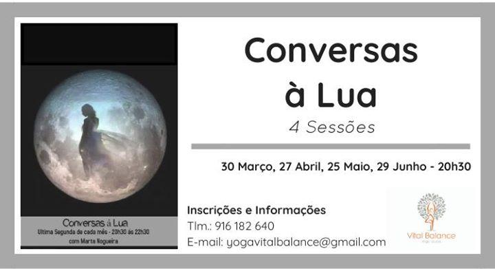 Conversas à Lua