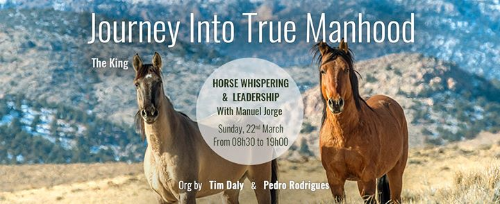 Horse Whispering and Leadership - Journey into True Manhood