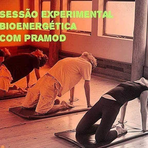 Experimental de Bioenergética com Pramod Miguel Bento