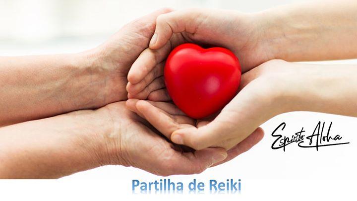 Partilha de Reiki - Sintra