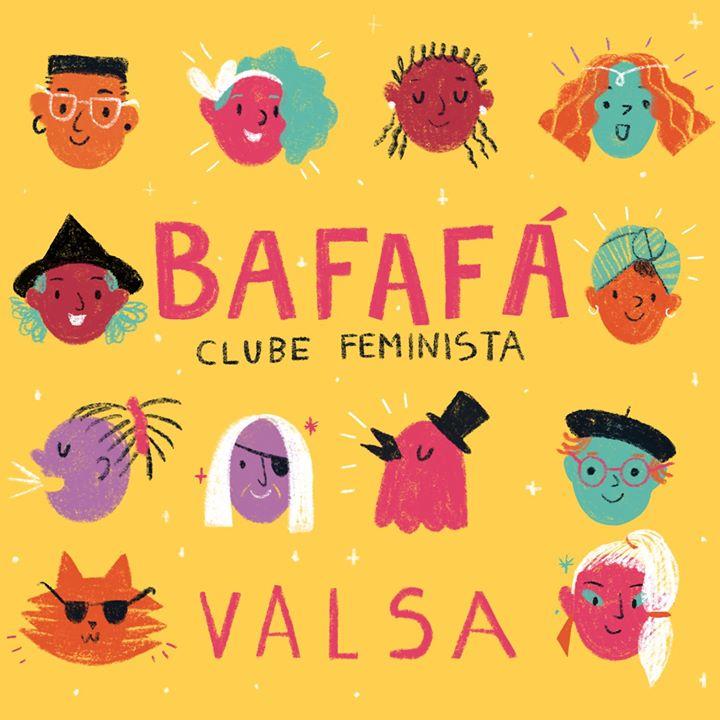 Bafafá - Clube Feminista | sensualidade (corpos)