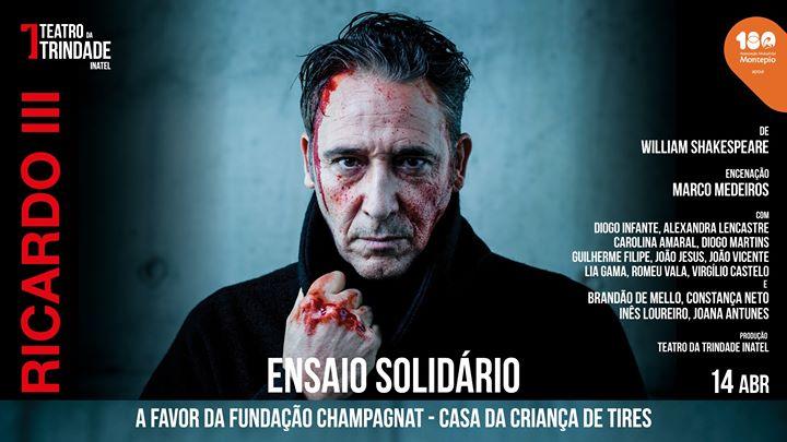 Ricardo III . Ensaio solidário