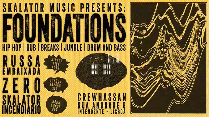 Skalator Music presents # F O U N D A T I O N S