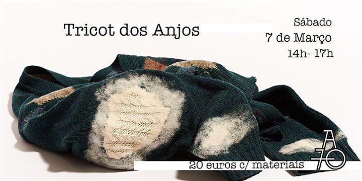 Tricot dos Anjos - Workshop de Tricot ESGOTADO