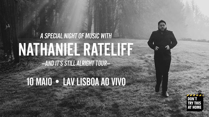 Nathaniel Rateliff | Lisboa