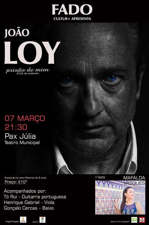 João Loy apresenta prisão de mim