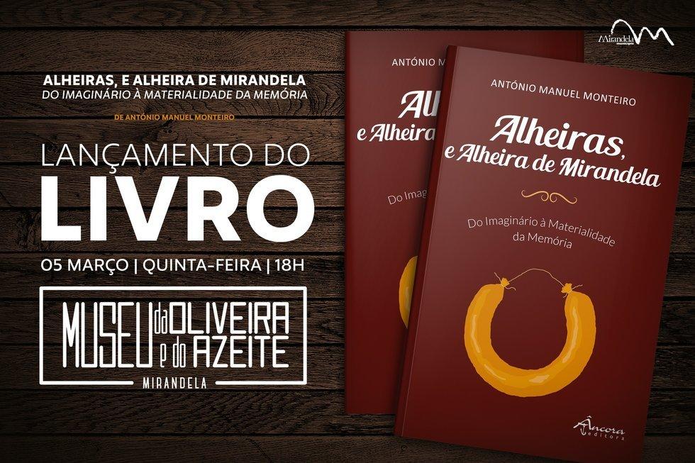 Apresentação do Livro - Alheiras, e Alheiras ...