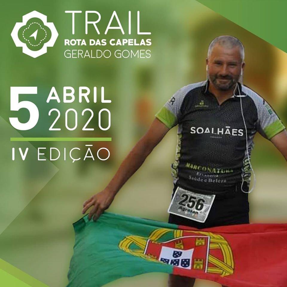 IV – Trail ROTA DAS CAPELAS – Geraldo Gomes