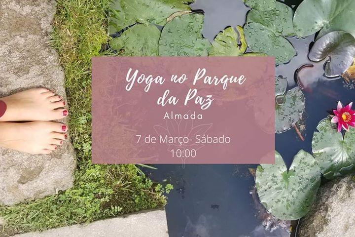 Yoga no Parque da Paz