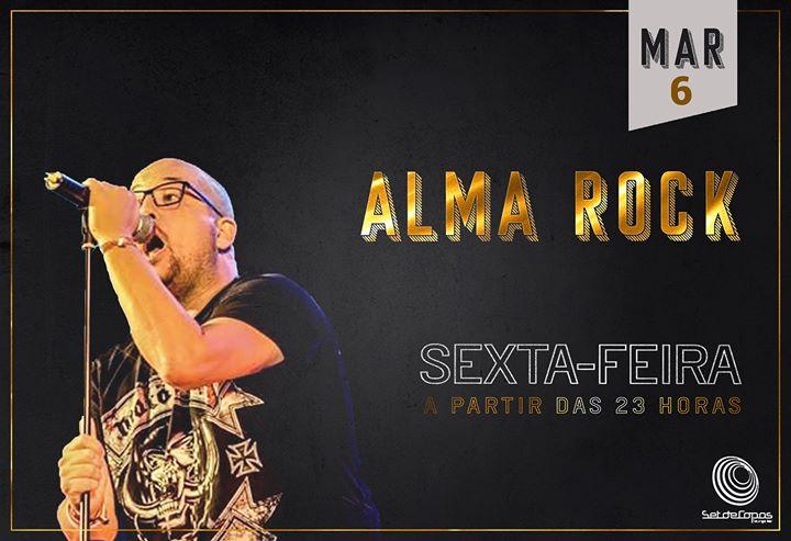 Alma Rock- Concerto ao Vivo