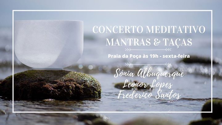 Concerto Medidativo de Mantras & Taças
