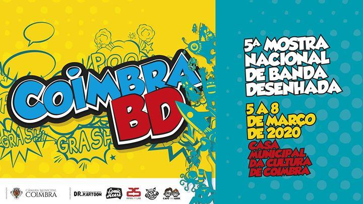Coimbra BD – 5ª Mostra Nacional de Banda Desenhada