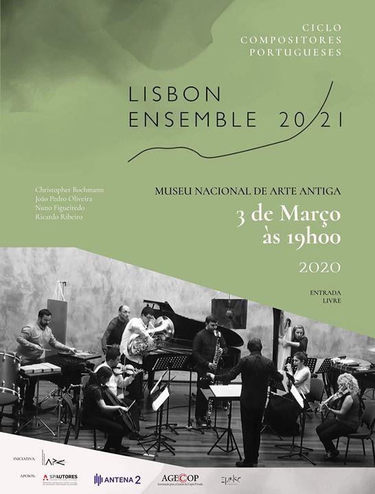 Ciclo Compositores Portugueses - Concerto II
