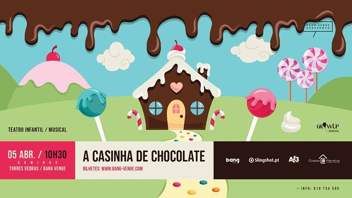 Teatro Infantil 'A Casinha de Chocolate'| Bang Venue