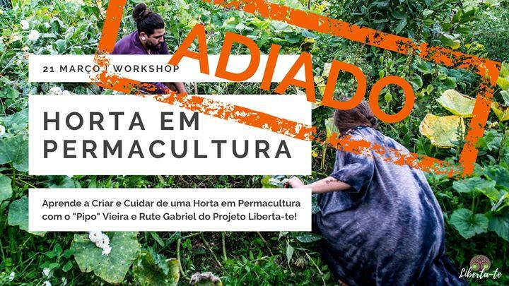 Workshop: Horta em Permacultura