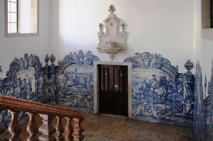 Visita ao Convento dos Capuchos e Palácio Mello
