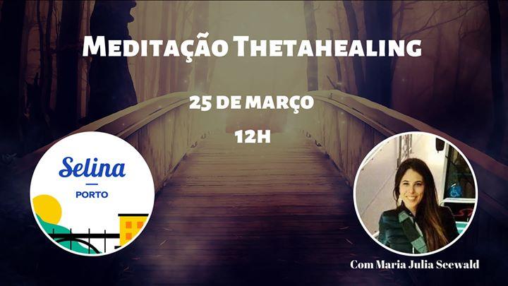 Meditação Thetahealing no Selina
