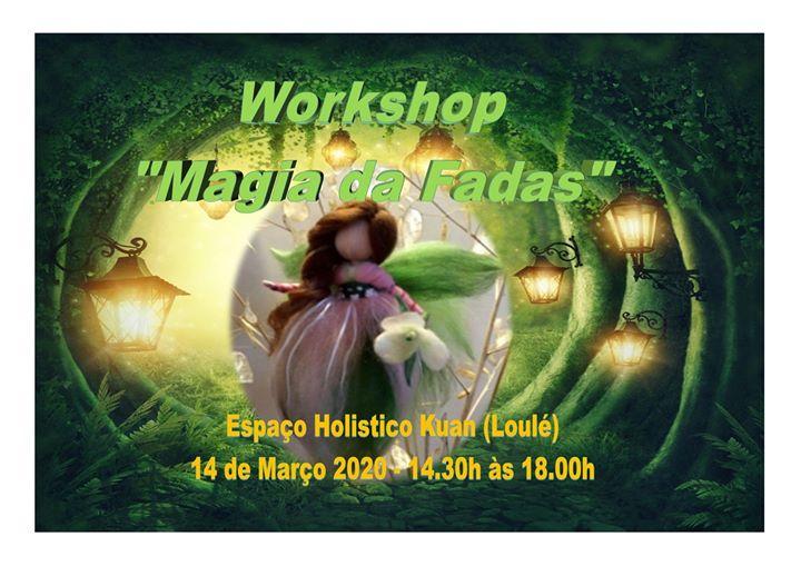 Workshop 'Magia da Fadas'