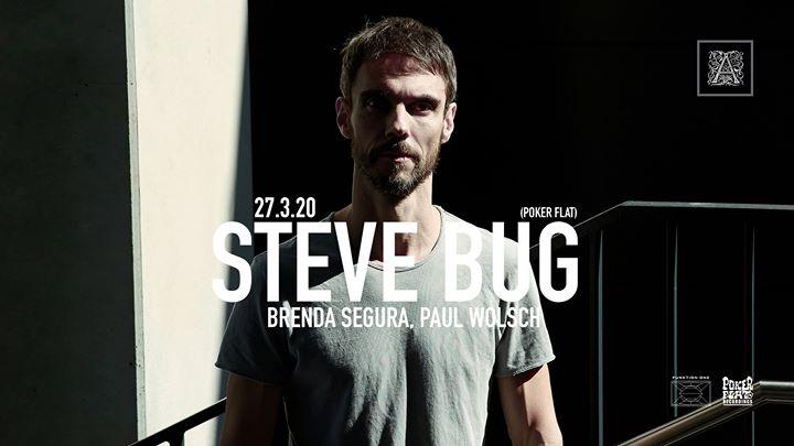 Antik presenta: Steve Bug (Pokerflat)