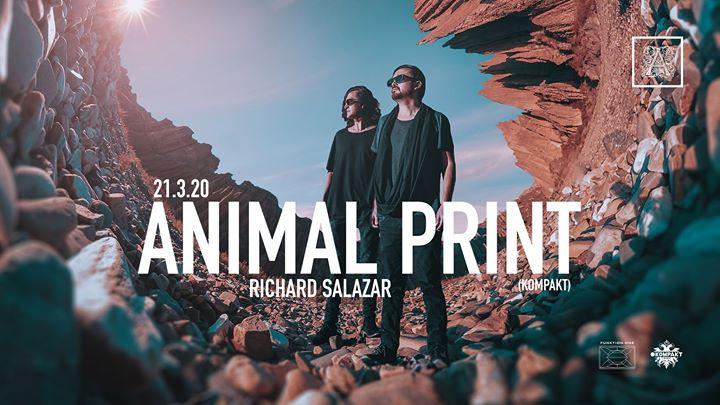 Antik presenta: Animal Print (Kompakt)
