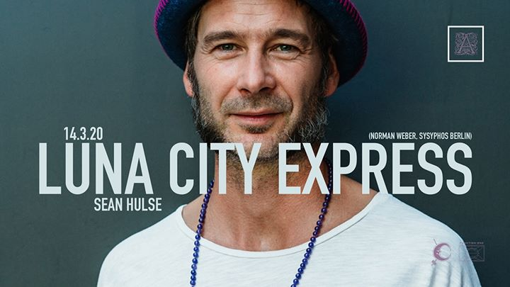 Antik presenta: Luna City Express (Norman Weber)