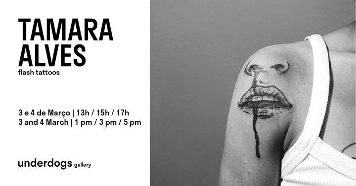 Tattoo Flash // Tamara Alves