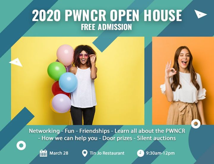 PWNCR OPEN HOUSE 2020