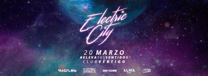 Electric City by Electric Animals