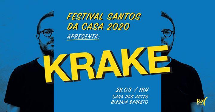 Krake - Casa das Artes Bissaya Barreto (FSdC2020)