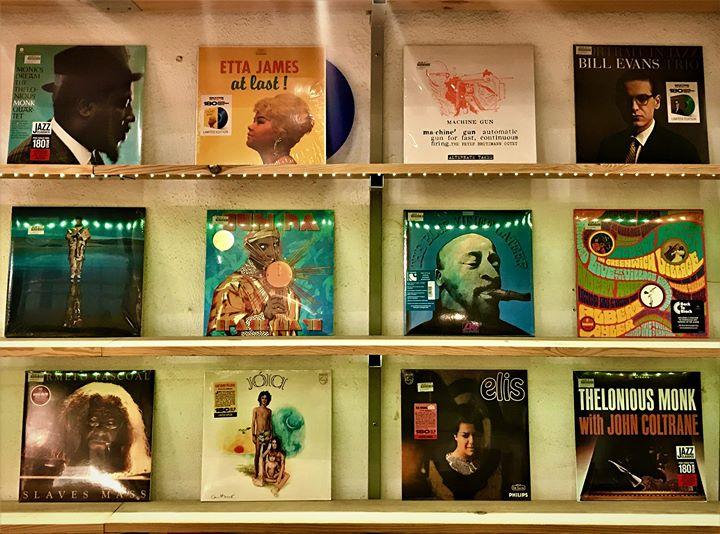 CONVITE_Jazz Messengers_Inauguração loja música