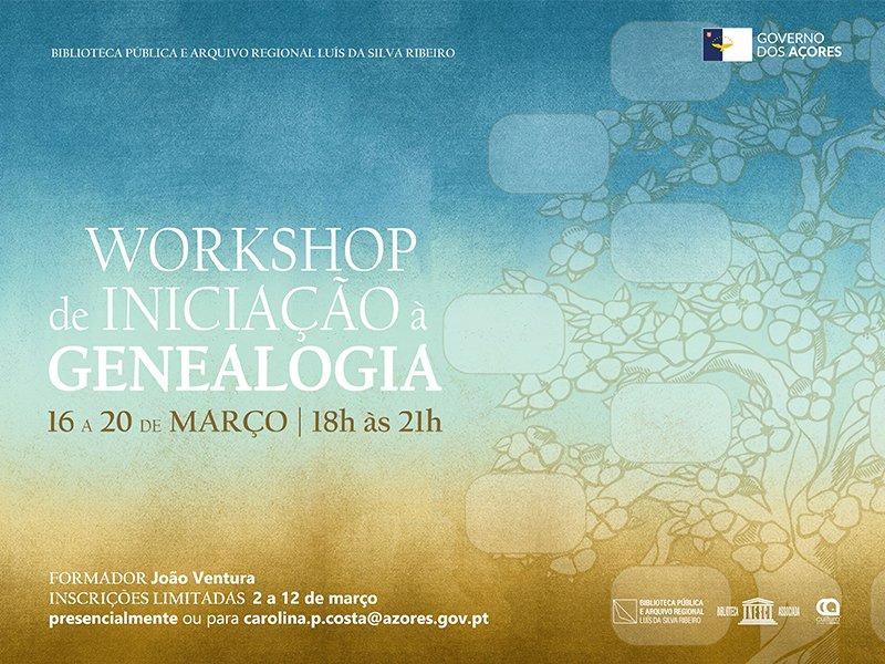 Workshop de Genealogia