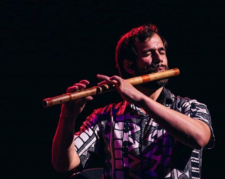 Masterclass de Música Indiana | Intro a Flauta Bansuri - Pífano