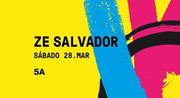 Ze Salvador   5A - 28.03