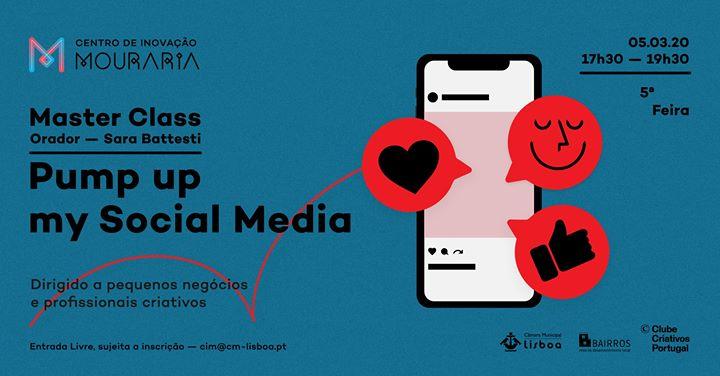 MasterClass - Pump Up My Social Media