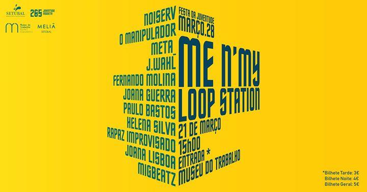 Festival 'Me n' my Loop Station'