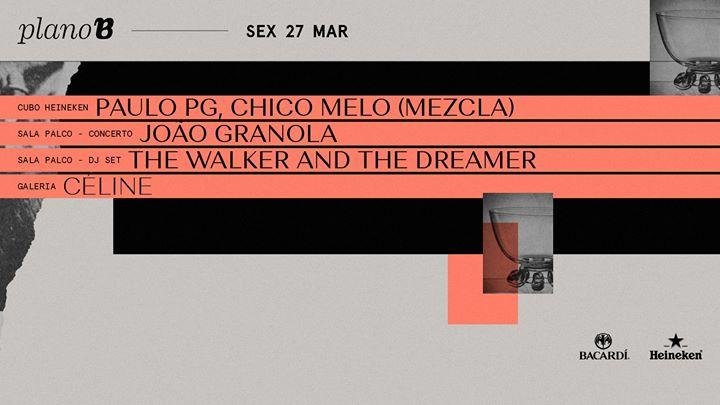 Paulo PG, Chico Melo (Mezcla)